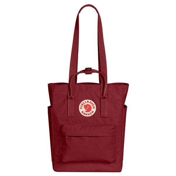 Fjallraven Kanken Totepack Synthetic Textile Unisex Accessories Bag#color_ox red