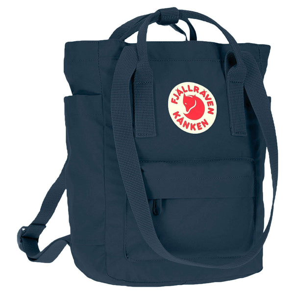 Fjallraven Kanken Totepack Mini Synthetic Textile Unisex Accessories Bag#color_navy