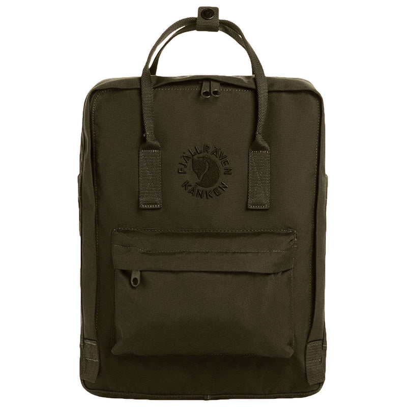 Fjallraven Re-Kanken Synthetic Textile Unisex Accessories Bag