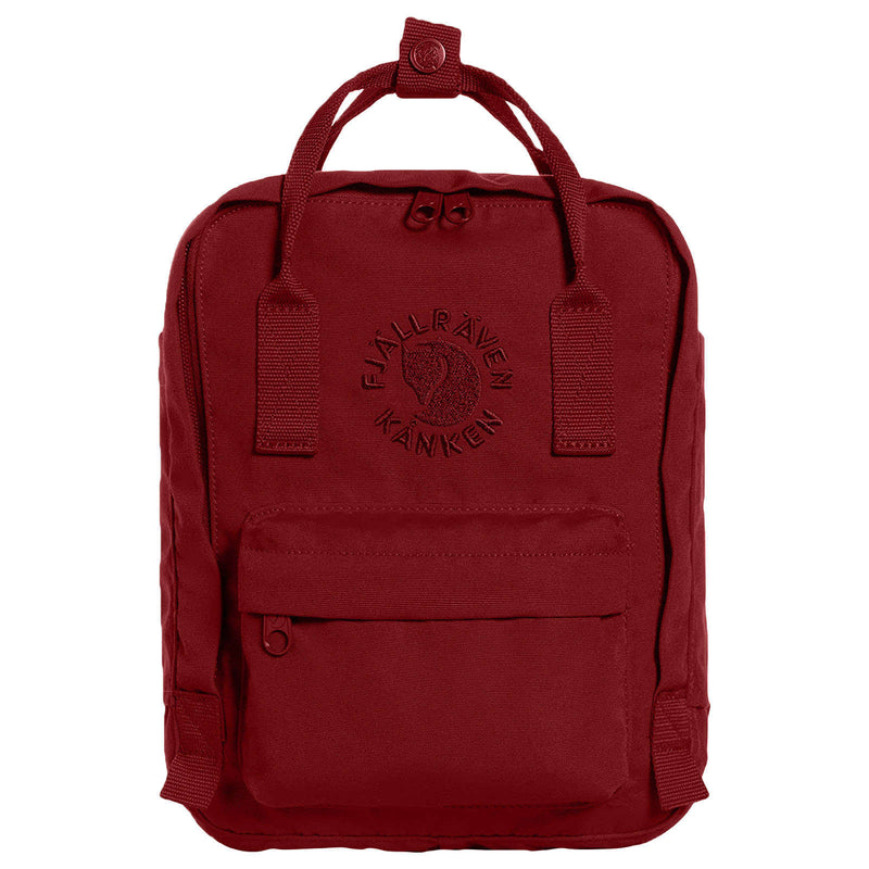Fjallraven Re-Kanken Mini Synthetic Textile Unisex Accessories Bag