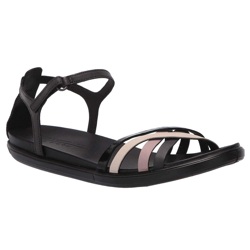 Ecco Simpil 209213 Leather Womens Sandals
