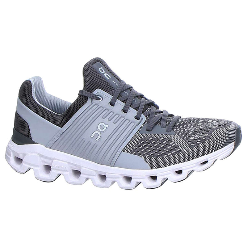 On Running Cloudswift Textile Synthetic Mens Trainers