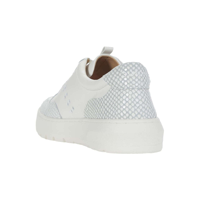 Vionic Abyss Ysenia Leather Womens Trainers