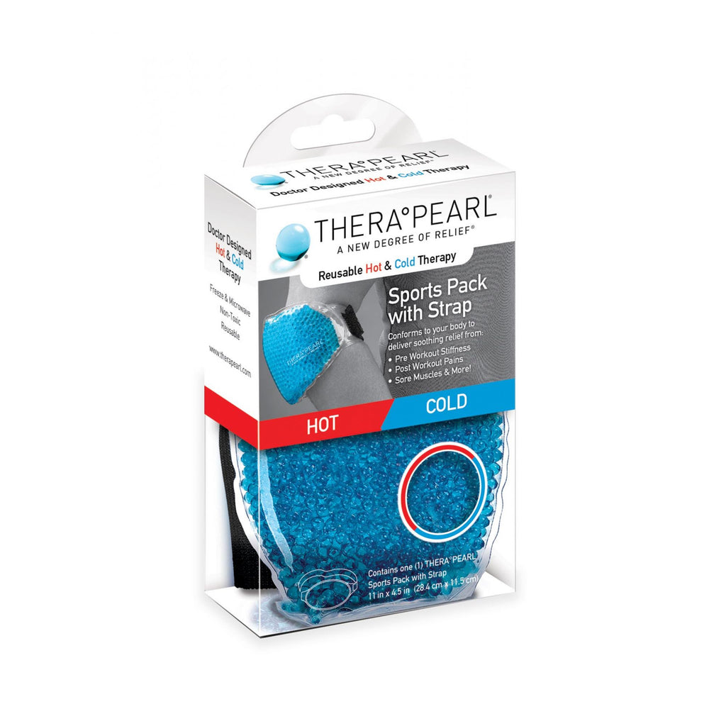 Therapearl Hot & Cold Sports Pack with Strap - Perfect Compression Aid With Handy Strap