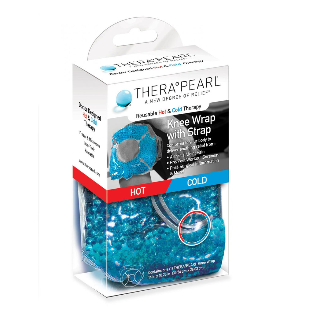 TheraPearl Compress for the Knee - Hot and Cold Therapy