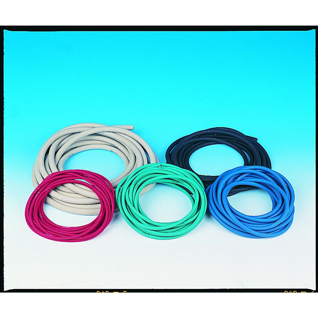 TheraBand Resistance Tubing -  Perfect for Building Strength, Range of Motion and Balance activities,