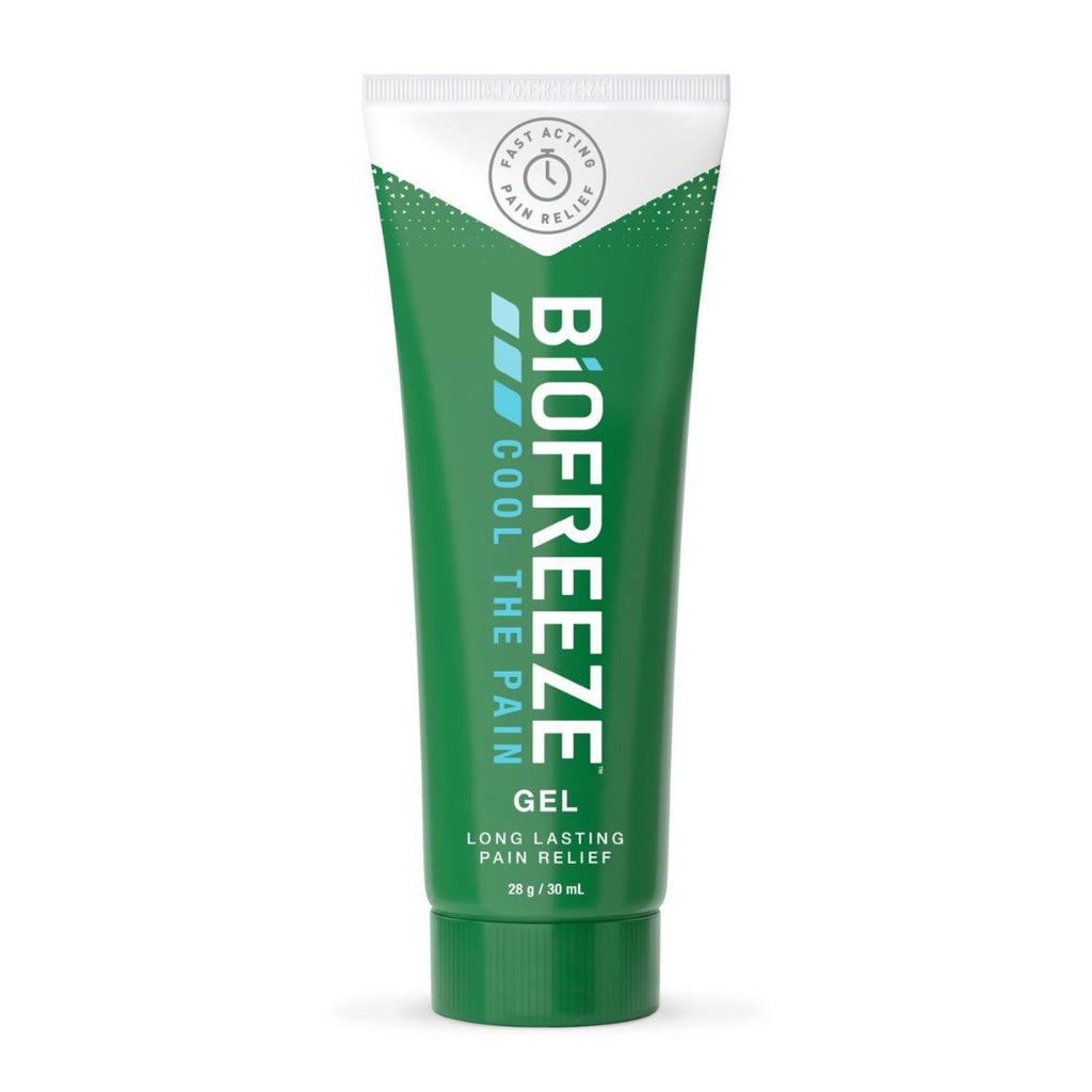 Biofreeze Gel - Instant Relief Against Muscle Pain, Soreness and Aching Joints