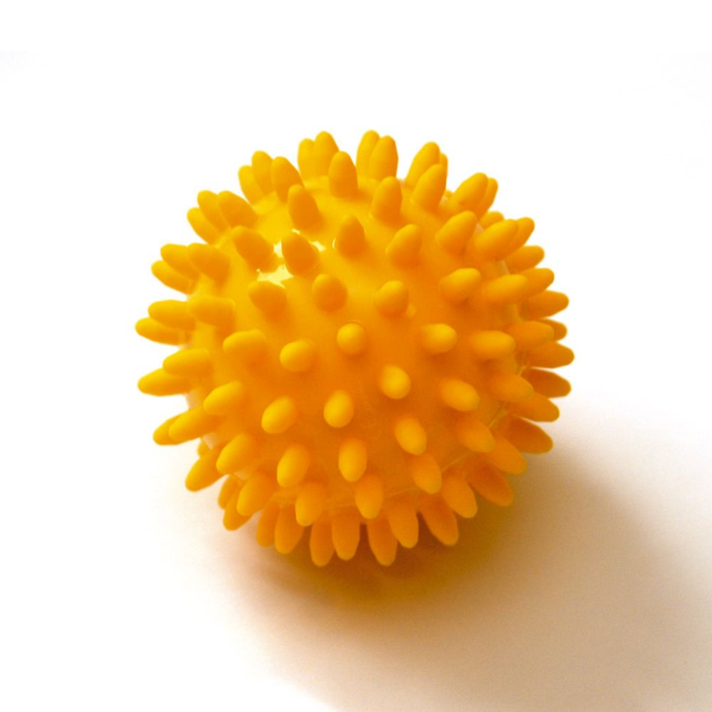 Sissel Muscle & Stress Relief 8cm Spiky Ball - Perfect for Self Massaging and Blood Circulation