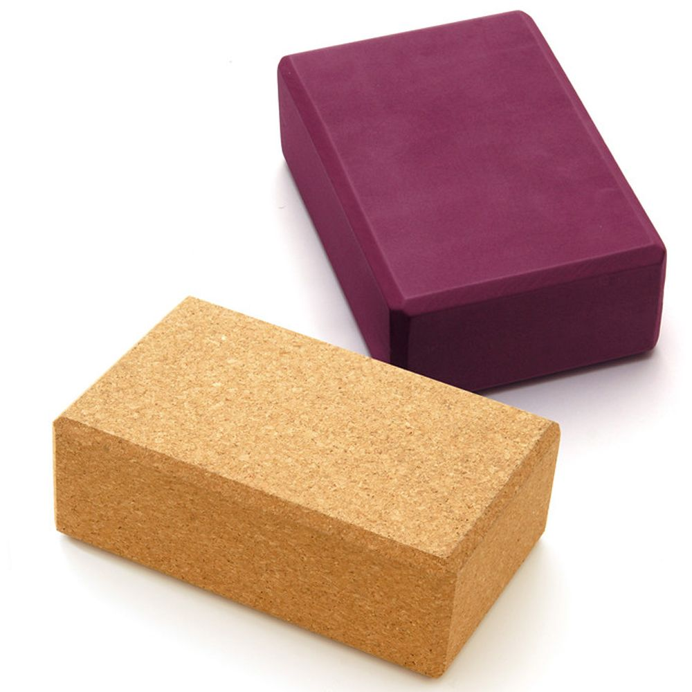 Yoga Block - Perfect for Yoga and Pilates Positions