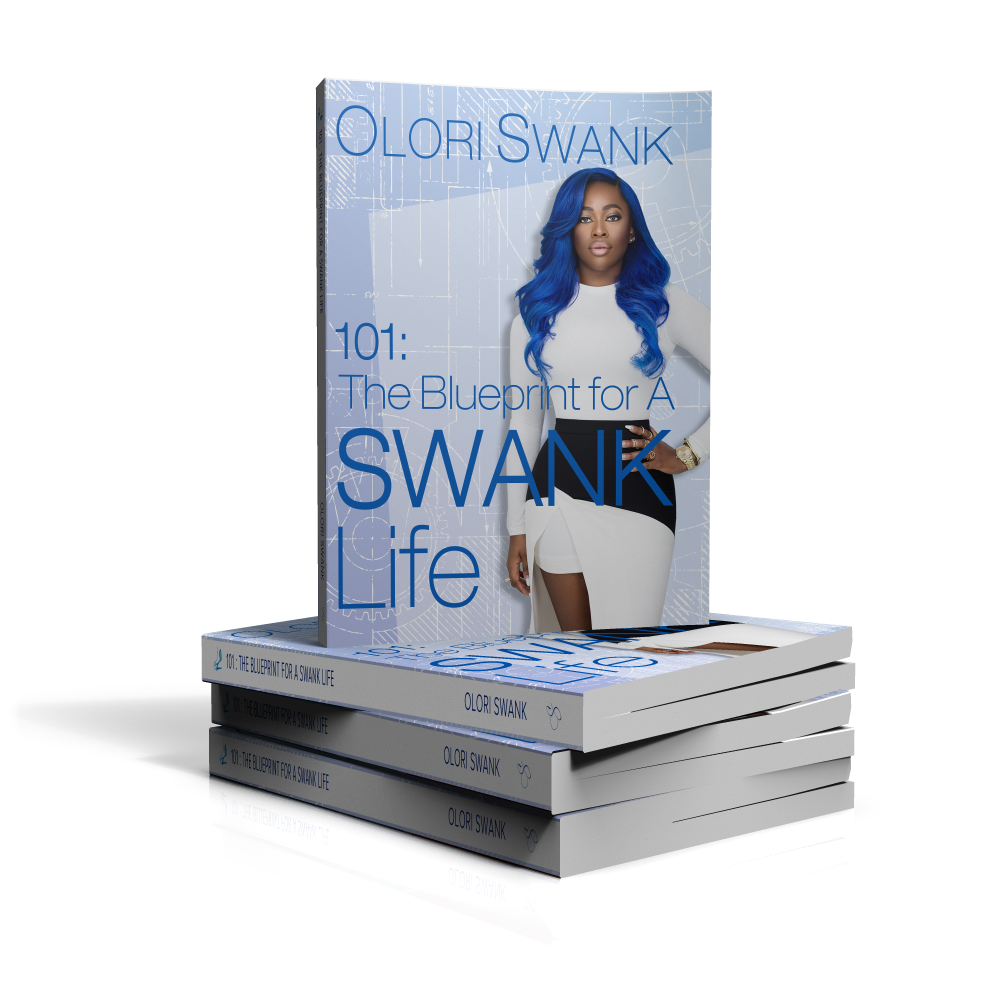 '101: The Blueprint For A SWANK Life' Book