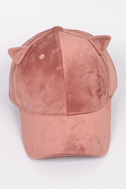 Pretty Kitty Baseball Cap