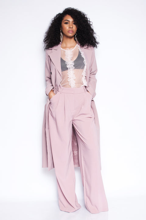 Pink Fig Trousers