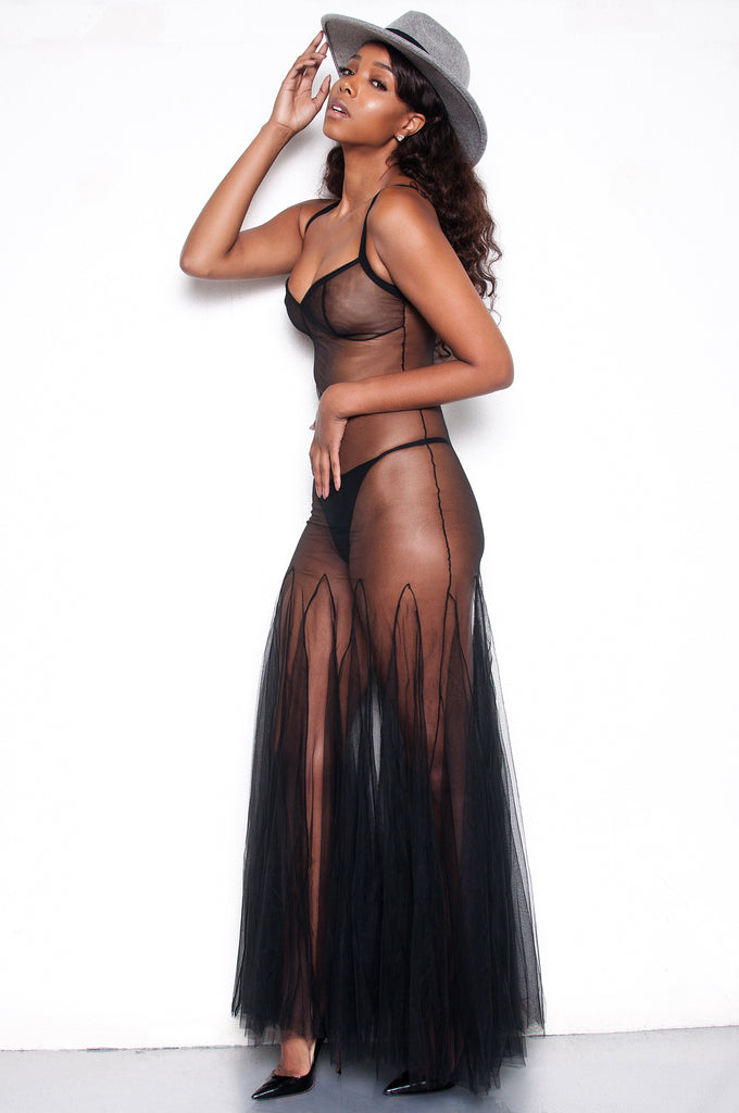 Naked Truth Gown