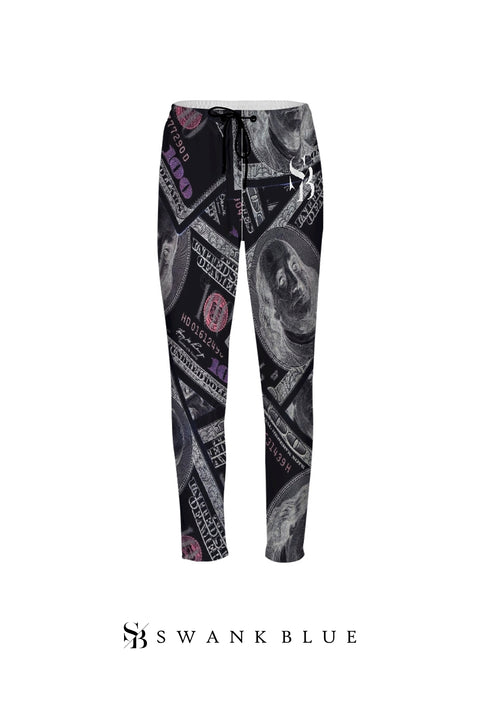 Black Money Joggers (UNISEX)
