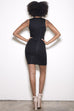 Motocross Dress - Black