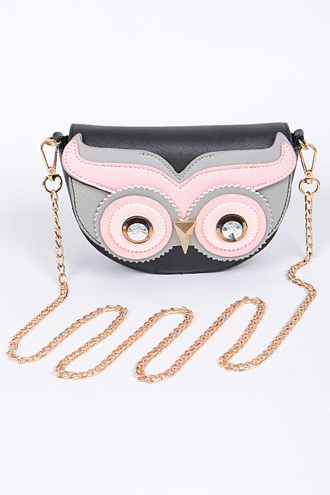 Owl Night Long Bag