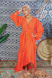 Desert Tea Dress ORANGE