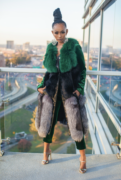 The Swank Estates Fur Vest