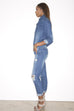 Jixer Denim Jumpsuit