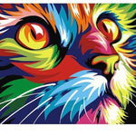 Colorful Cat