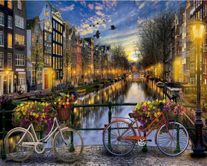 Night Amsterdam