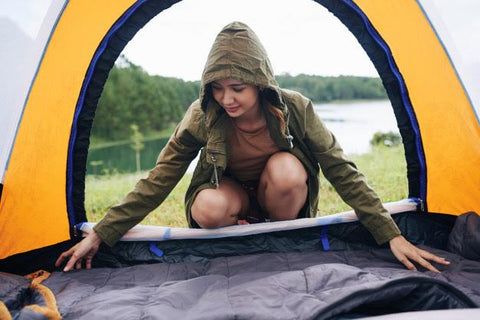 Sleeping Bag WILDLANDS Outdoors