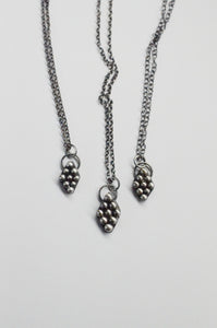 Recycled silver necklace - Aya necklace