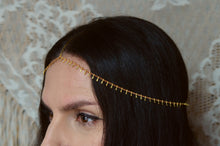 Load image into Gallery viewer, Bohemian Chain Headpiece