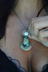 Tranquil Moon Pendant