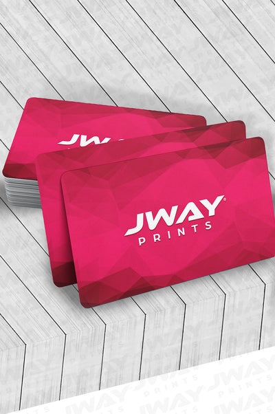 Round Corners Business Cards