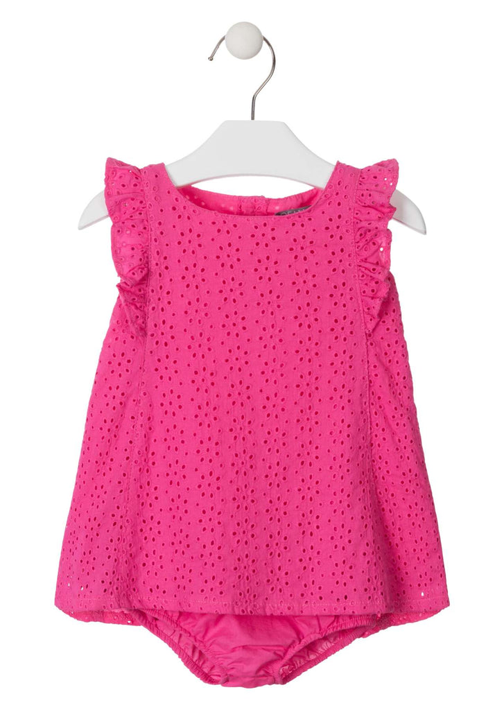 Losan Sleeveless dress with bloomers - The Mango Tree