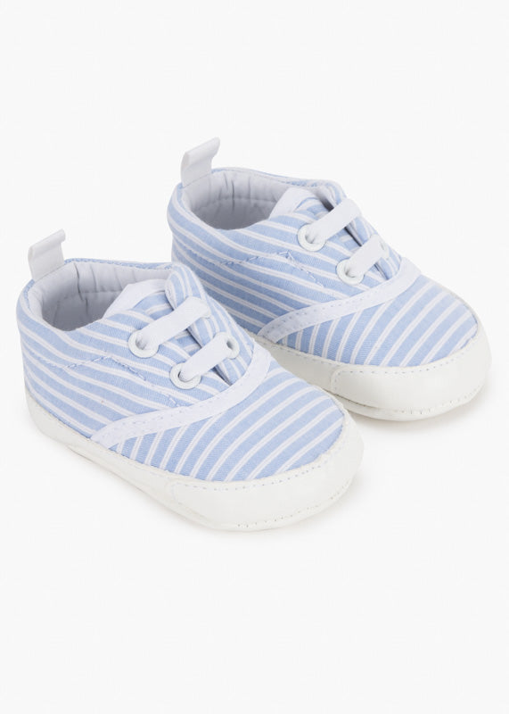 Losan Striped Trainers - The Mango Tree