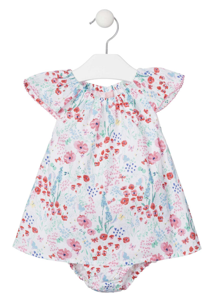 Losan Floral print dress - The Mango Tree