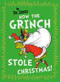 How the Grinch stole Christmas Book - The Mango Tree