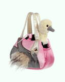 Sadira Ostrich Fancy Pals - The Mango Tree