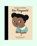 Little people big dream Ella Fitzgerald Book - The Mango Tree
