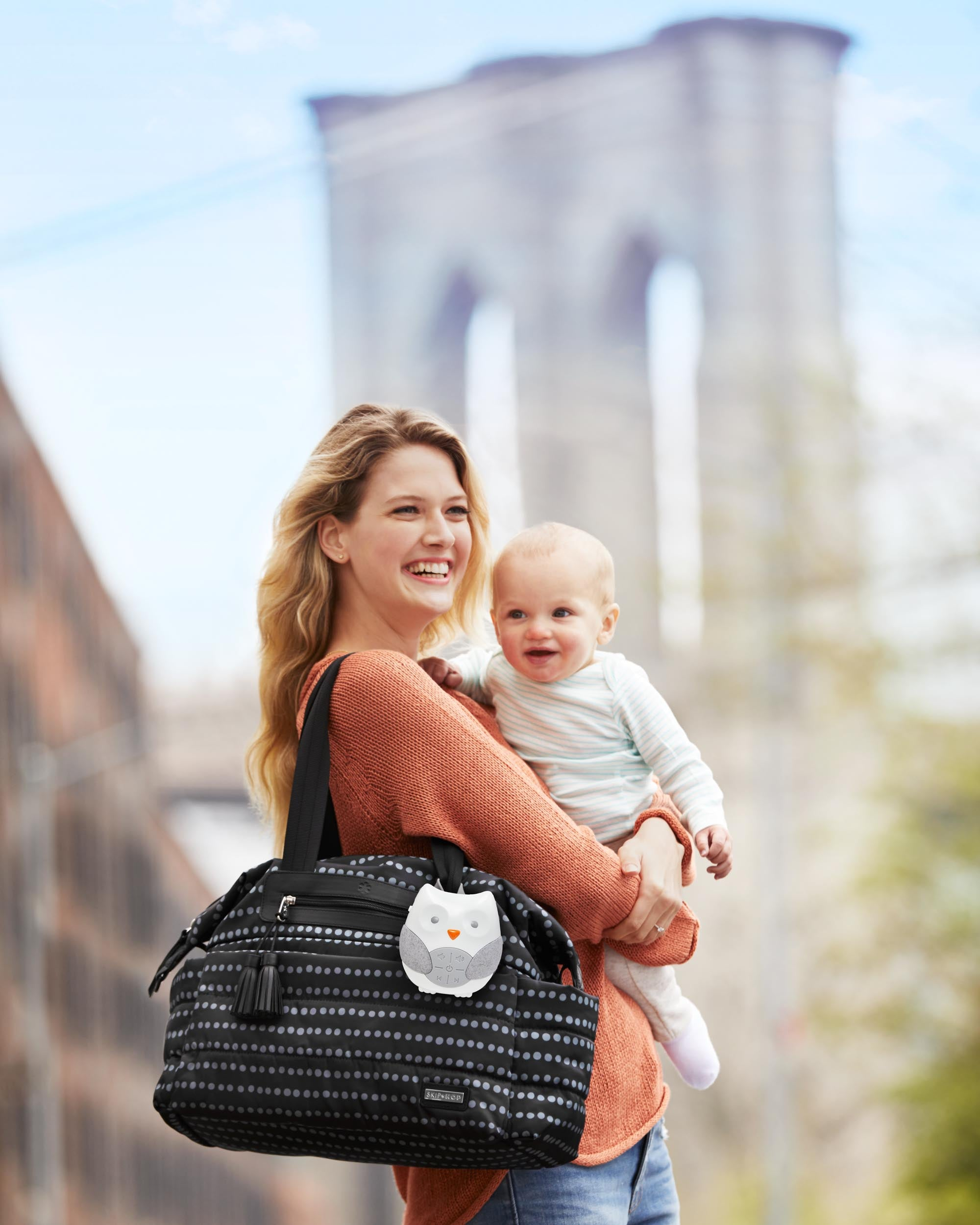 Stroll & Go Portable Baby Soother - The Mango Tree