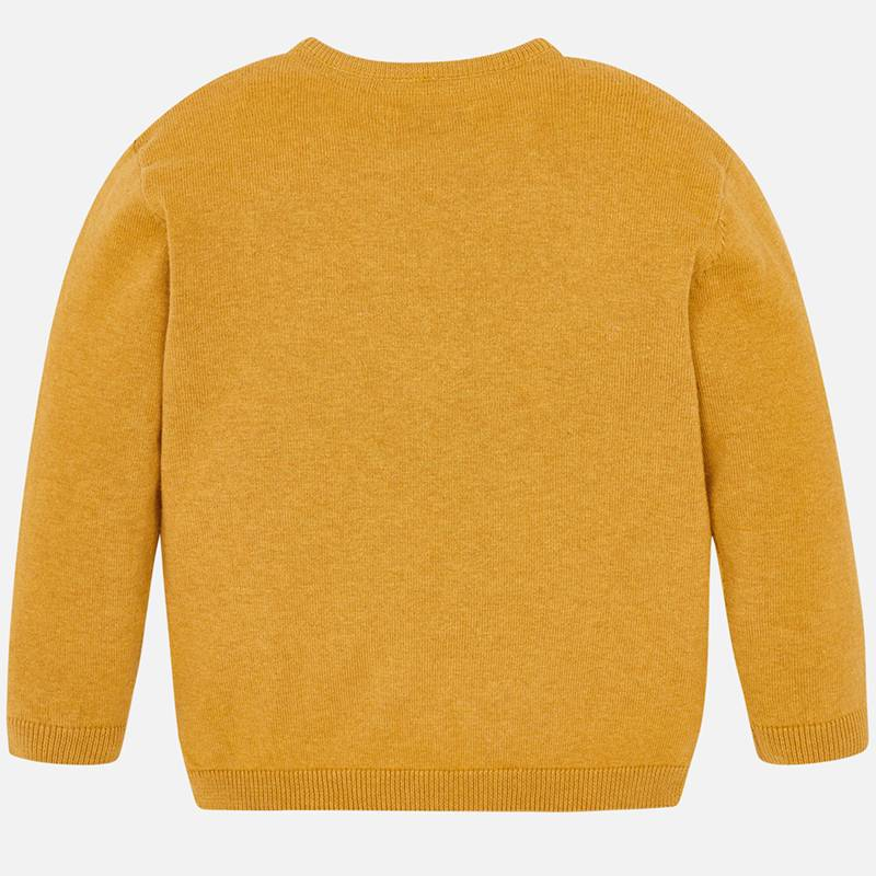 Mayoral Mustard sweater - The Mango Tree