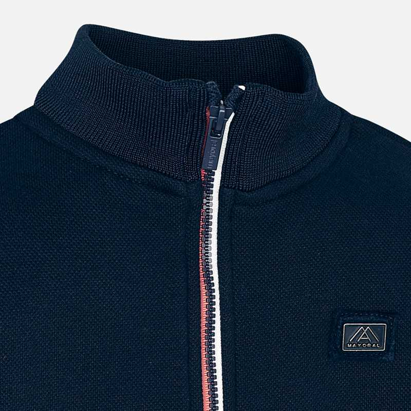 Mayoral navy tracksuit pullover - The Mango Tree