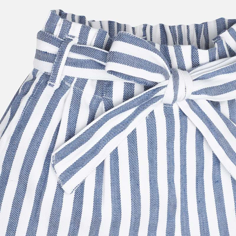 Mayoral Striped shorts - The Mango Tree