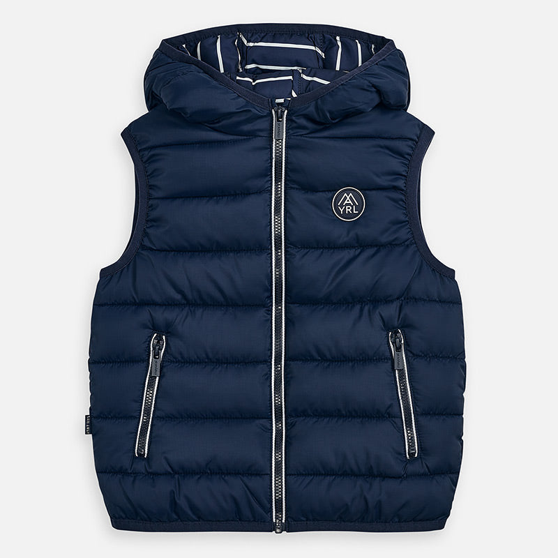 Mayoral Padded gilet - The Mango Tree