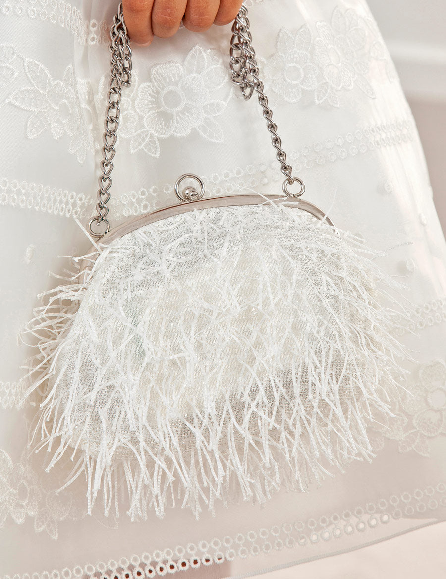Abel & Lula Fringe handbag - The Mango Tree