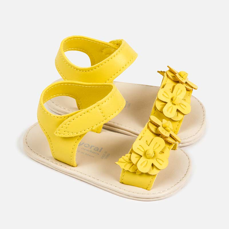 Mayoral Floral sandals sun - The Mango Tree