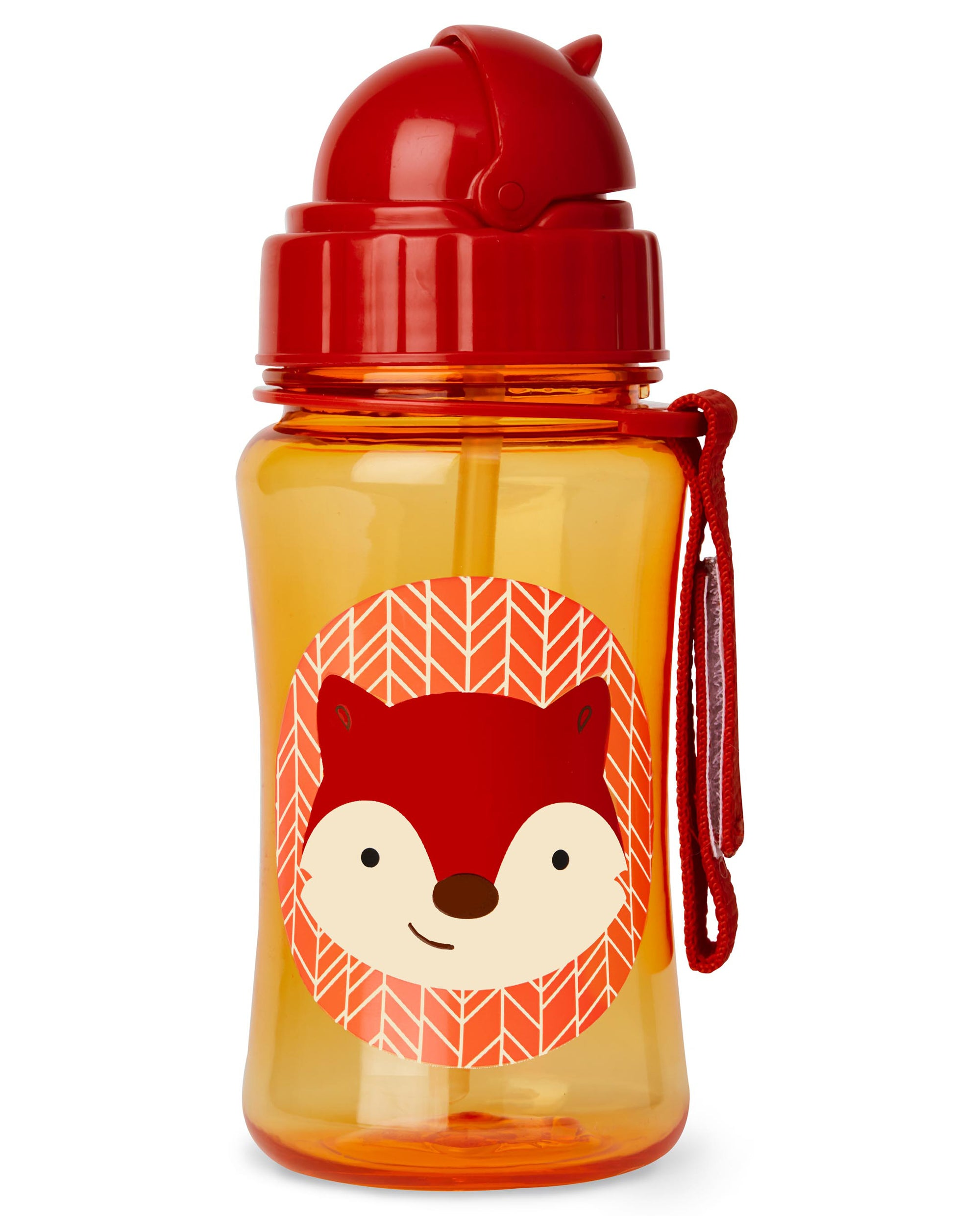 Skip Hop Fox Zoo Straw Bottle - The Mango Tree