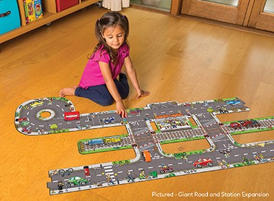 Orchard Giant Railway Jigsaw - The Mango Tree