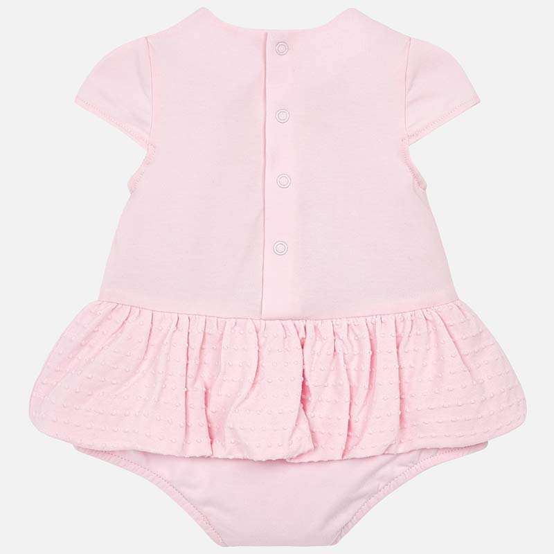 Mayoral Newborn Dungaree Skirt - The Mango Tree