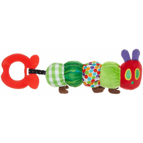 Very Hungry Caterpillar Teether Rattle - The Mango Tree