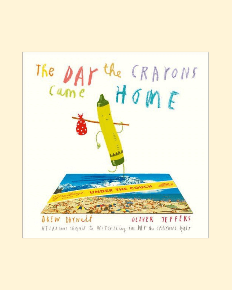 Day The Crayons Came Home - The Mango Tree