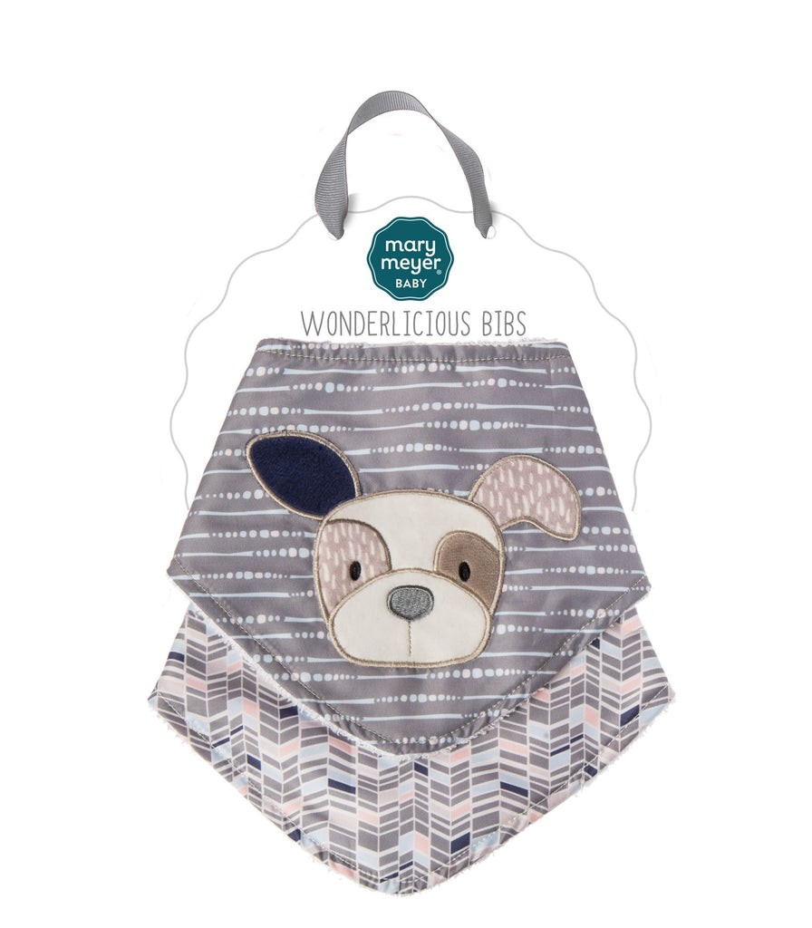 Decco Pup Wonderlicious Bib Set 2pcs - The Mango Tree