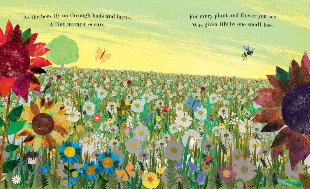 Bee Nature's Tiny Miracle Book - The Mango Tree